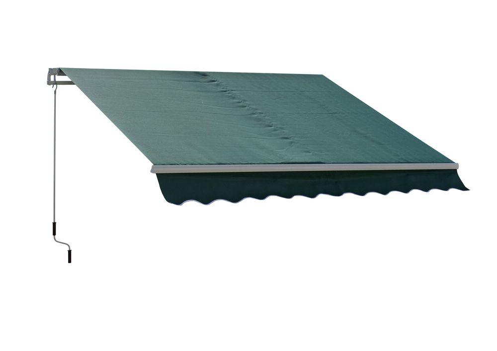 Markýza 4 x 2,5 m - zelená