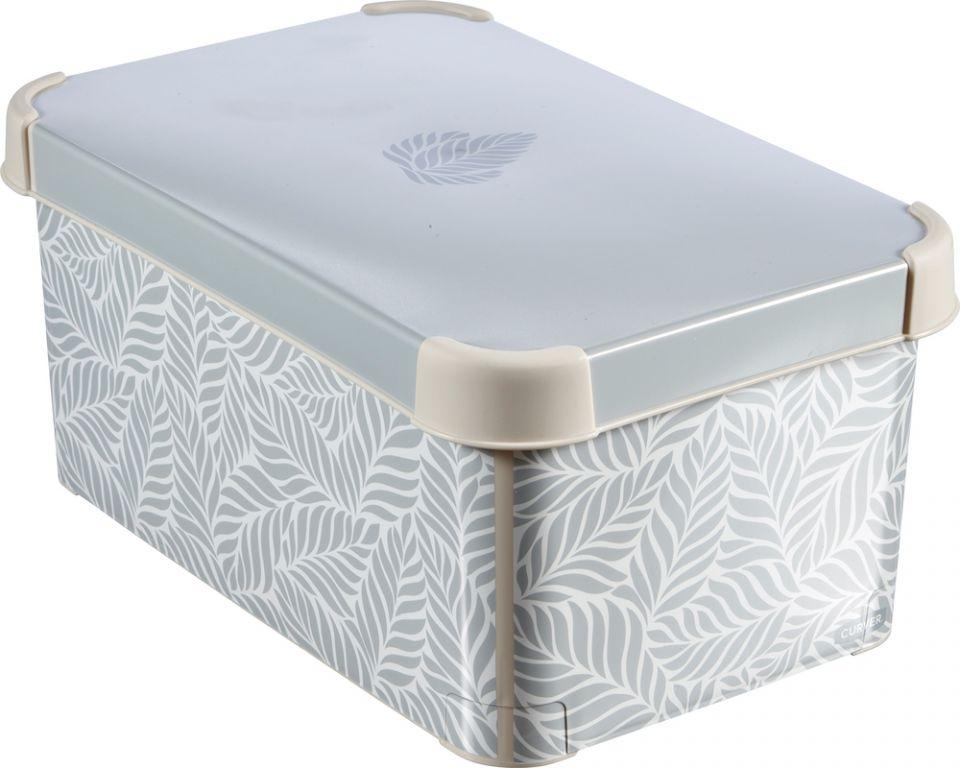 CURVER Plastový úložný box S - lístky